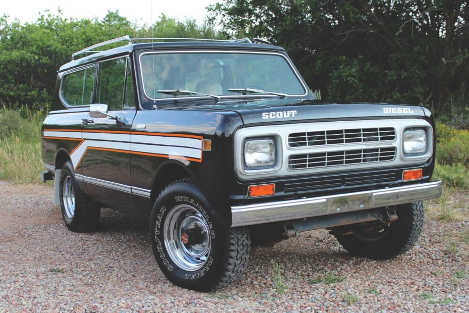 '80 Knight Moves New Legend 4x4