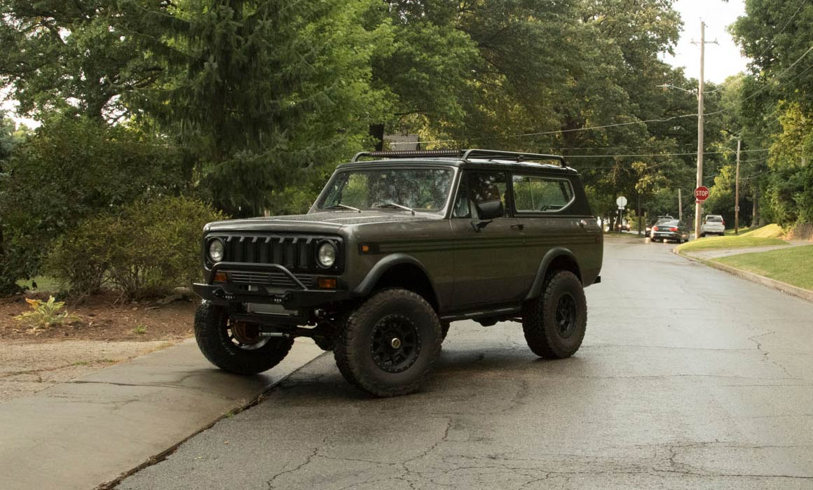 LSii-Two New Legend 4x4