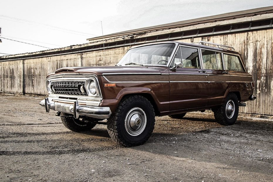 '78 Brown - Iron & Resin New Legend 4x4