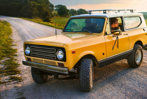 '72 Sunrise - Iron & Resin New Legend 4x4
