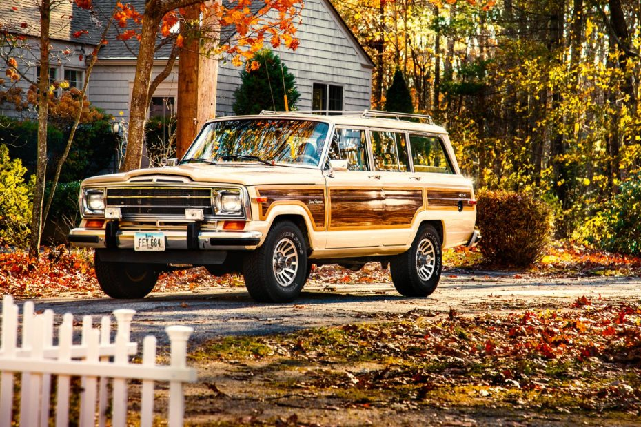 '89 Town 'n Country New Legend 4x4